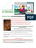 Church Stewardship Fundraising Consultants for Churches