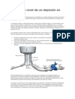 Control de nivel de un depósito en EPANET