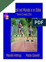 Marcello Ambrogi - Presentazione Torino 23 marzo 2014