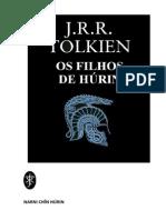Os Filhos de Hurin - J.R.R. Tolkien