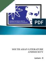 South Asian Studies Lectr9