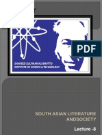 South Asian Studies Lectr8