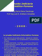 la prueba pericial informatica en informatica forense