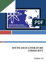 South Asian Studies Lectr12