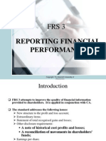 F7 Reporting Financial Performance