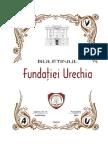Buletinul Fundaţiei Urechia Nr. 11
