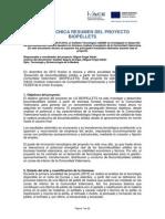 Resumen del proyecto Biopellets