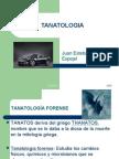 tanatologia forense