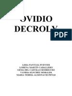 OVIDIO DECROLY