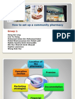 How to Set Up a Community Pharmacy