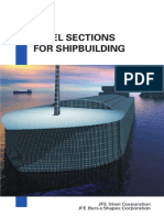 JIS Shipbuilding Steels