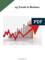 Describing Trends in Business