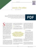 La Ciencia y Los Ninos_informe Dic2008