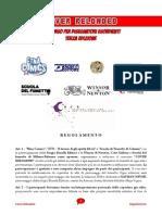 regolamento cover reloaded 2014