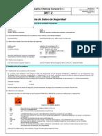 Ficha Seguridad DET 2