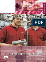Jobs in Service Sector Web