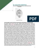 1890 Ecclesia Gnostica Apostolica 1