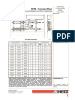 Herz-F531, F532, F533-Statie Pentru Incalzire in Pardoseala Compact Floor