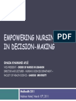 Empowernet in Nursing