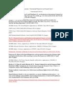 eksamenspensum IPCJ 2013 (1)
