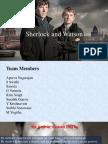 personlaity analysis of Sherlock and Watson