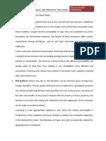 Rangkuman Remediasi Bab 9 Hydraulic and Pneumatic Fracturing