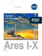 NASA Ares I-X Press Kit