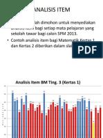 ANALISIS ITEM KBBahasa_TING 3 (2013)_KPI.ppt