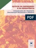 Arquivos da Repressão e da Resistência