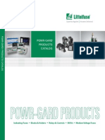 POWRGARD Electrical Products Catalog 2012
