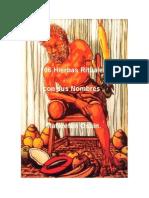 106 Hierbas Rituales Con Sus Nombres