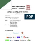 Informe Santiago