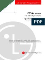 iG5A Manual