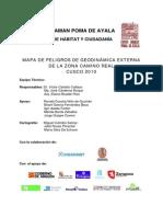 Informe Camino Real