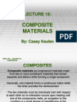Composite Lecture - Used by Casey