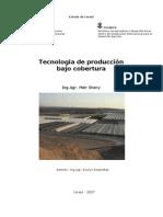 Tecnologia de Produccion Bajo Cobertura