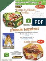 catálogo mantecados