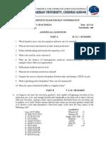 Comprehension Exam Vjs