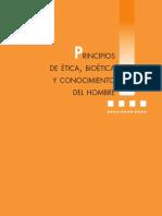 Libro Principios de Etica