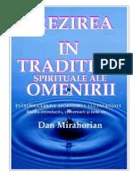 Trezirea in Traditiile Spirituale ale Omenirii de Mirahorian