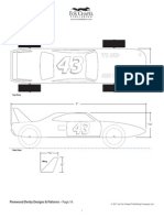Pinewood Derby Patterns
