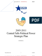 Central Falls Political Strategy