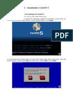 Linux Servidor - Centos_5