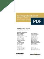 Investing Development Sachs