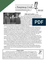winter 2010 newsletterfinal