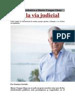 Entrevista Exclusiva a Mario Vargas Llosa- Concentracion de Medios y Libertad de Expresion