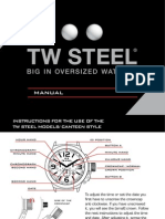Twsteel Manual Quartztw steel manual