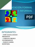 Comunicacion Formal e Informal1