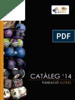 Catàleg 2014 de la Bijuteria de la Fundació Astres