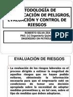 Metodologia Evaluacion Peligros y Riesgos